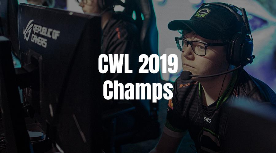 CWL Champs 2019