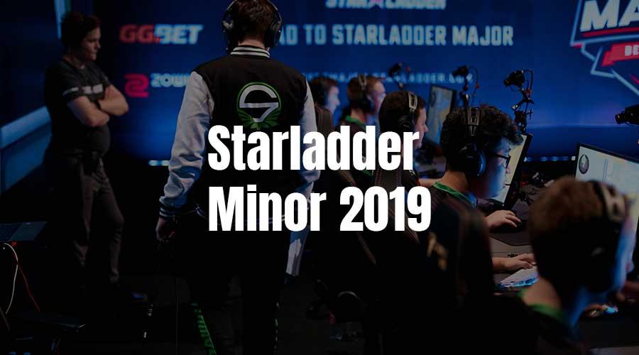 Starladder minor