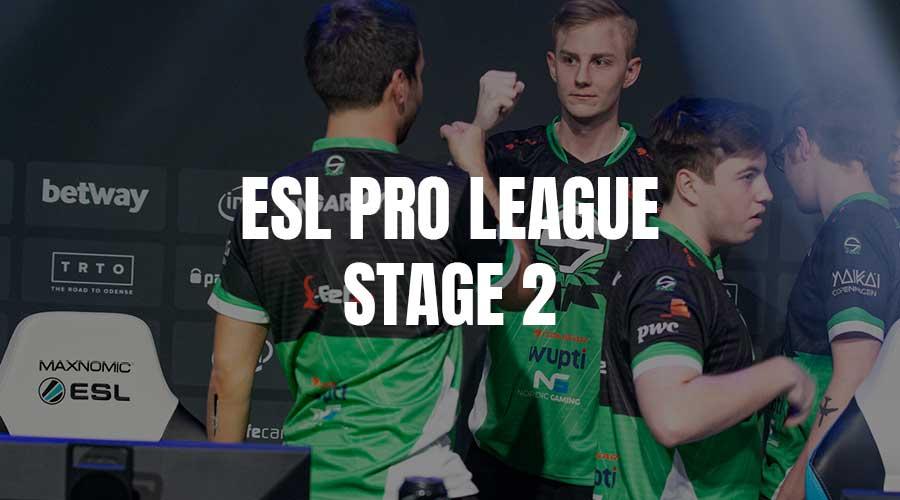 ESL Pro League stage two