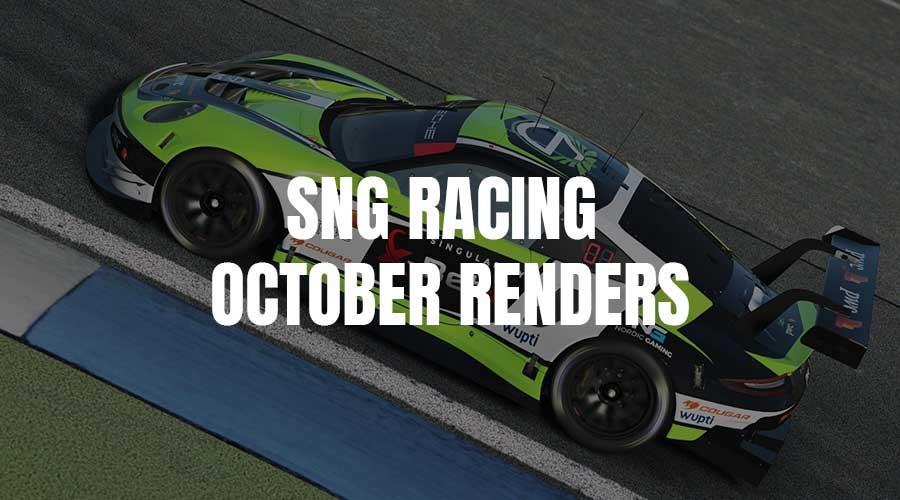 October Renders